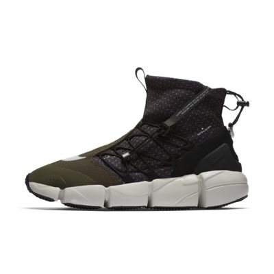 Nike Air Footscape Mid Utility 男子运动鞋