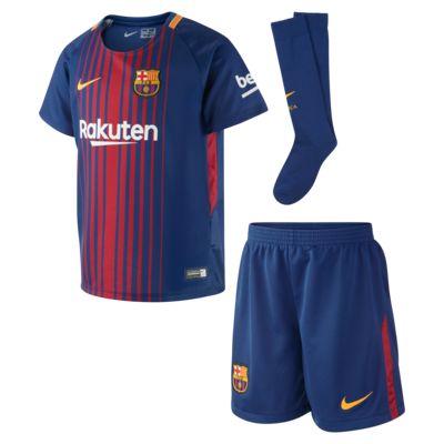 Купить Футбольный комплект для дошкольников 2017/18 FC Barcelona Stadium Home