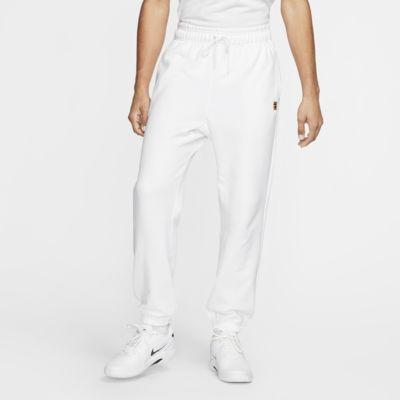 Pantaloni da tennis in fleece NikeCourt - Uomo