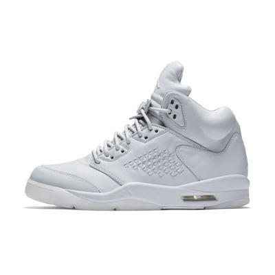 Купить Мужские кроссовки Air Jordan 5 Retro Premium, Чистая платина/Золотистый металлик/Чистая платина, 18416598, 11396746