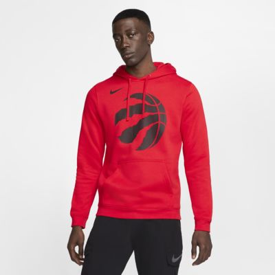 Sudadera con capucha de la NBA para hombre Toronto Raptors Nike