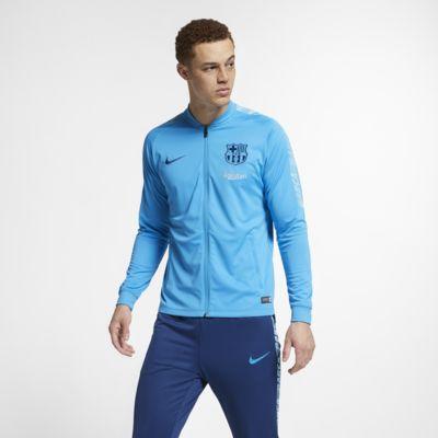 FC Barcelona Dri-FIT Squad Fußball-Trainingsanzug für Herren