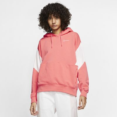 Nike Sportswear Women's French Terry Pullover Hoodie