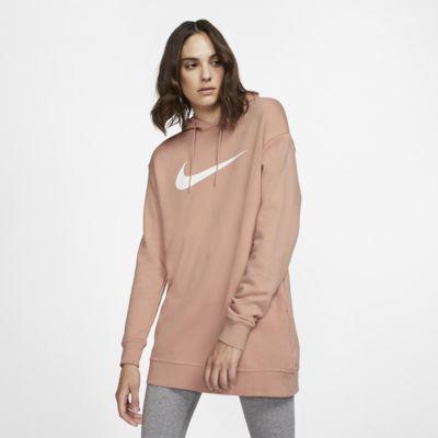 Nike Sportswear Swoosh Sudadera con capucha de tejido French terry - Mujer