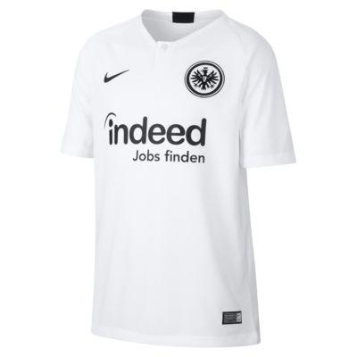 Camiseta de fútbol para niños talla grande de visitante Stadium del Eintracht Frankfurt 2018/19