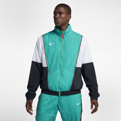 Nike Throwback Men's Tracksuit Basketball Jacket