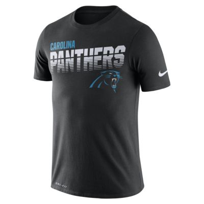Playera de manga larga para hombre Nike Legend (NFL Panthers)