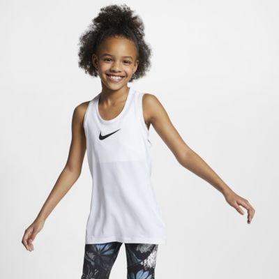 Nike Pro trikó nagyobb gyerekeknek (lányok)