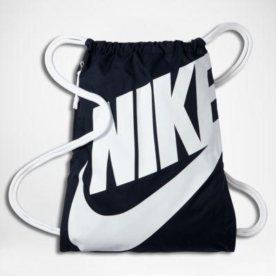 Bolsa de gimnasio Nike Sportswear Heritage