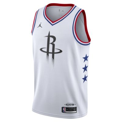 James Harden All-Star Edition Swingman Men's Jordan NBA Connected Jersey