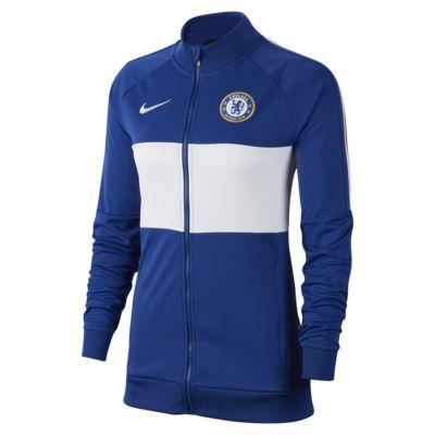 Chamarra para mujer Chelsea FC