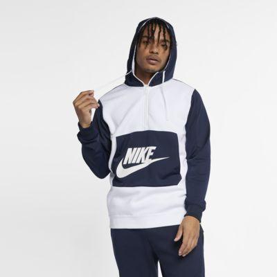 Sweat à capuche demi-zippé Nike Sportswear pour Homme