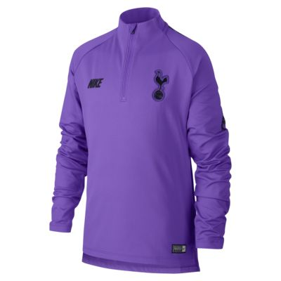Tottenham Hotspur Dri-FIT Squad Drill Older Kids' Long-Sleeve Football Top