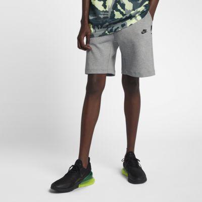 Pánské flíísové kraťasy Nike Sportswear Tech Fleece