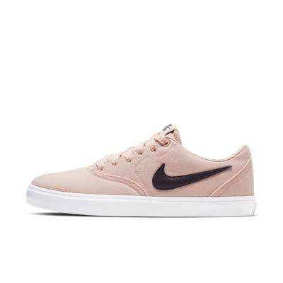 Nike SB Check Solar CNVS 女子滑板鞋