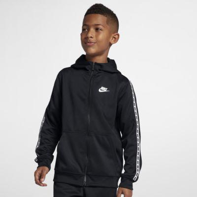 Nike Sportswear Sudadera con capucha con cremallera completa - Niño/a
