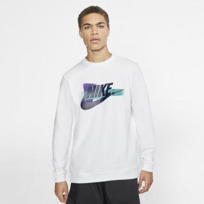 Tröja med rundad hals Nike Sportswear för män