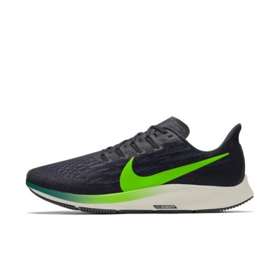 Nike Air Zoom Pegasus 36 By You Custom Men's Running Shoe