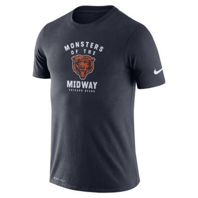 Nike Dri-FIT Local (NFL Bears) Men's T-Shirt