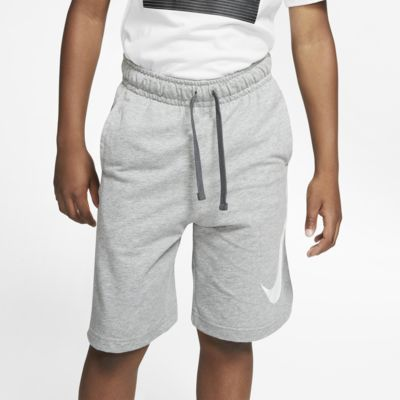 Shorts de French Terry para niño Nike Sportswear