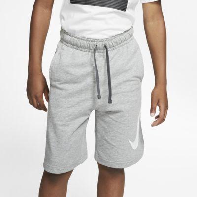 Nike Sportswear Jongensshorts van sweatstof