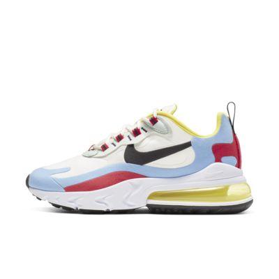 Nike Air Max 270 React (Bauhaus) sko til dame