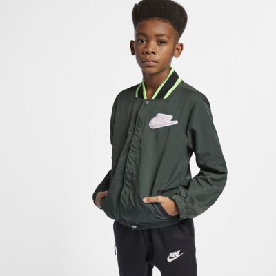 "Nike Sportswear ""Hoopfly"" Big Kids' (Boys') Jacket"