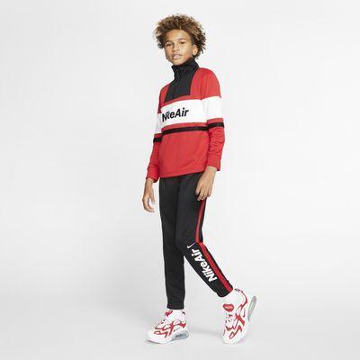 Nike Air treningsdress til store barn (gutt)