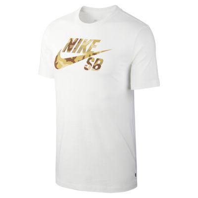 T-shirt da skateboard con logo Nike SB