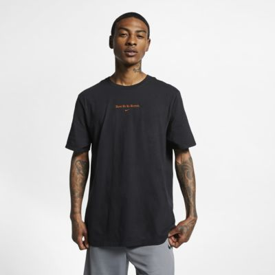 LeBron x atmos basket-T-skjorte til herre