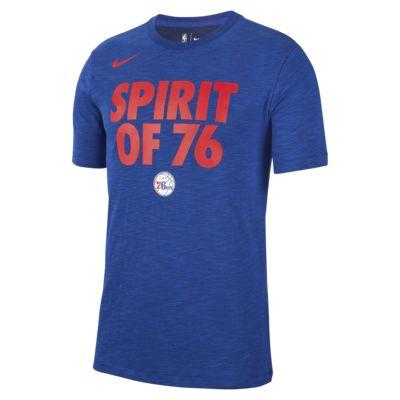 费城 76 人队 Nike Dri-FIT NBA男子T恤