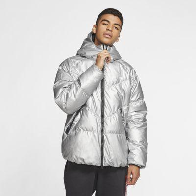 Veste courte à capuche Nike Sportswear Down-Fill pour Homme