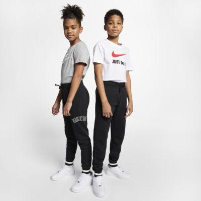Pantalones para niños talla grande Nike Air