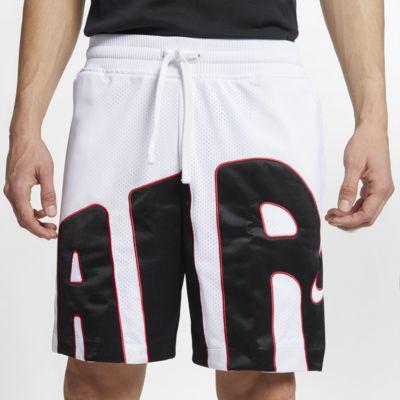 Calções de basquetebol de malha Nike DNA para homem