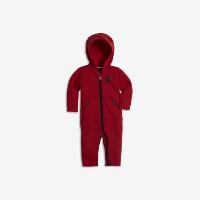Nike Sportswear Tech Fleece Baby & Toddler Hooded Overalls