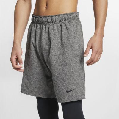 Мужские шорты для йоги Nike Dri-FIT