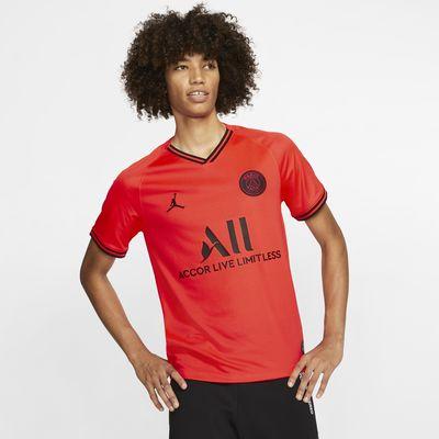 Jordan Paris Saint Germain 201920 Away Vapor Shirt   JD Sports