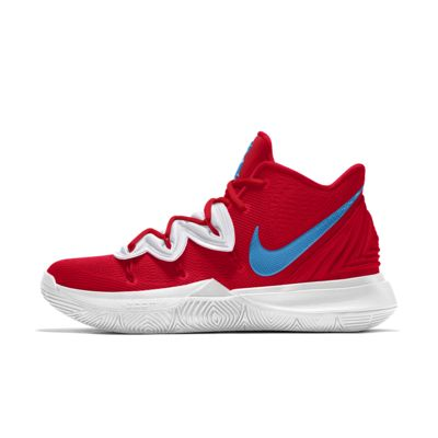 Kyrie 5 By You personalisierbarer Basketballschuh