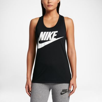 Nike Sportswear Essential - logo-tanktop til kvinder