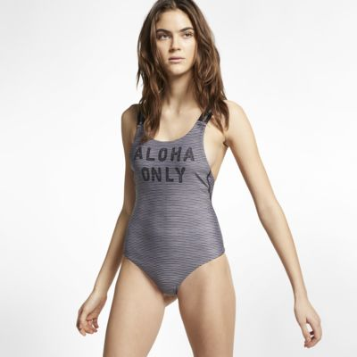 Hurley Quick Dry Aloha Only Damen-Bodysuit