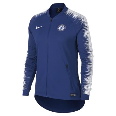 Chelsea FC Anthem Women's Football Jacket