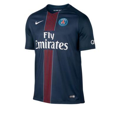 2016/17 Paris Saint-Germain Stadium Home Erkek Futbol Forması