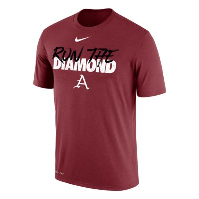 Nike College Dri-FIT (Arkansas) Men's T-Shirt
