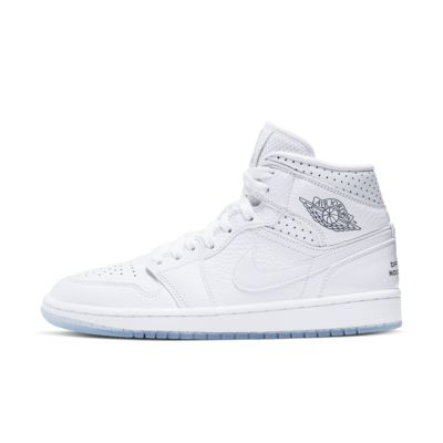 Chaussure de basketball Air Jordan 1 Mid Unité Totale pour Femme
