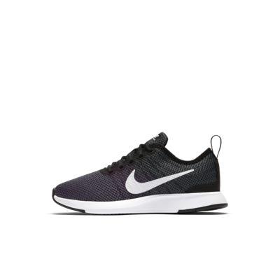 Nike Dualtone Racer (922894-013) Boy Sneakers Black/White/Grey