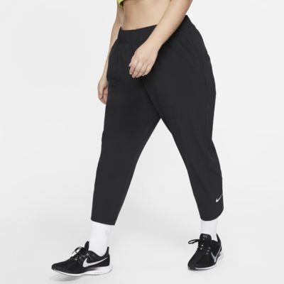 Nike Essential 7/8-Laufhose für Damen (große Größe)