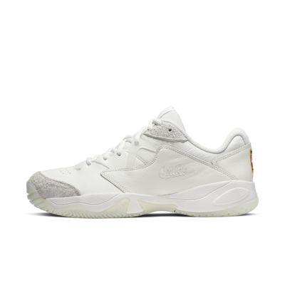 NikeCourt Lite 2 Premium Erkek Tenis Ayakkabısı