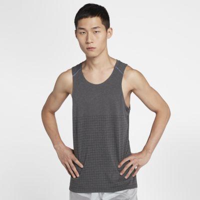 เสื้อกล้ามวิ่งผู้ชาย Nike Rise 365