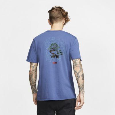 T-shirt Hurley Machado Bonsai med premiumpassform för män