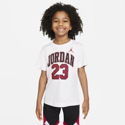 Tričko s grafickými motivy Jordan Dri-FIT 23 pro malé děti
